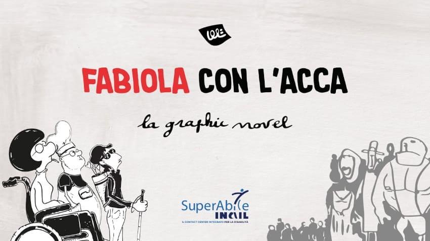 Fabiola con l'Acca Graphic Novel